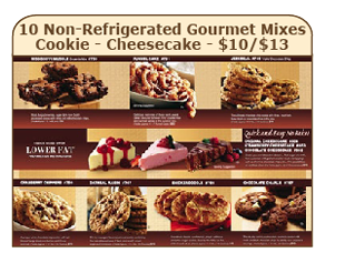 10 Non-Refrigerated Gourmet Mixes